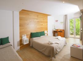 Hotel Degli Olmi, Villetta Barrea