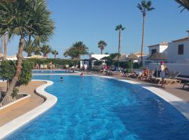 Villa Ola, Golf del Sur, San Miguel de Abona (Aldea Blanca del Llano yakınında)