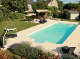 Domaine le Muret, Saint-Salvadou (рядом с городом Lunac)