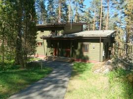 Kultainen Kaava Cottages