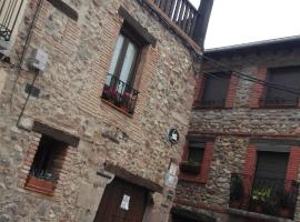 Casa Rural Nestazar II, Берсео (рядом с городом Villarejo)