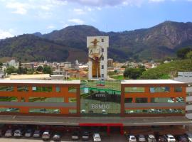 Hotel Esmig, Venda Nova do Imigrante (Guandu yakınında)