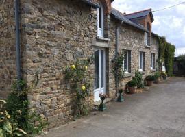 Chez Celine, Andouillé-Neuville (рядом с городом Mouazé)