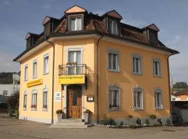 Gasthaus drei Eidgenossen, Bischofszell (Waldkirch yakınında)