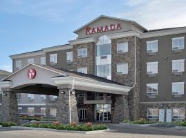 Ramada by Wyndham Stettler, Stettler (Warden yakınında)