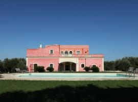 Villa Pardonise, Diso