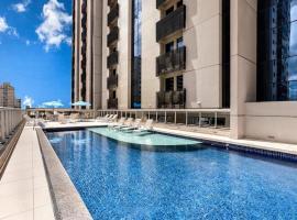 S4 Hotel - Apt 614 (Particular), Águas Claras