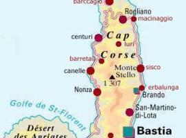 A casa tozza di casella, Sisco (рядом с городом Oreta)