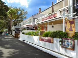 Commodores Lodge