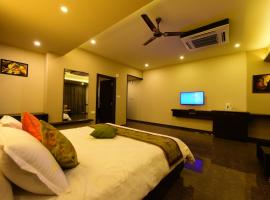 Hotel Opulence, Anand (рядом с городом Chaklāsi)