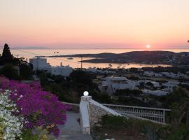 Bright house with Garden,Paros, Parikia