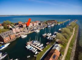 Familienwohnung-Harbour-View, Orth