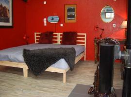 Studio Smoky Hill @ Tatanka Ranch, Léotoing (рядом с городом Saint-Géron)