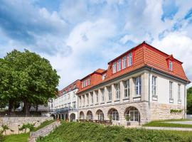 Weinberghotel Edelacker, Freyburg (Großjena yakınında)