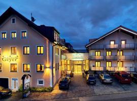Landhotel Geyer, Kipfenberg (Enkering yakınında)