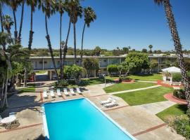 Best Western Golden Sails Hotel, Long Beach