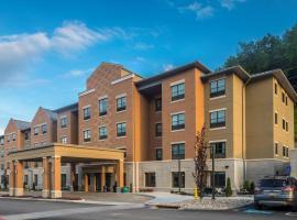 Best Western Plus Franciscan Square Inn & Suites Steubenville, Steubenville