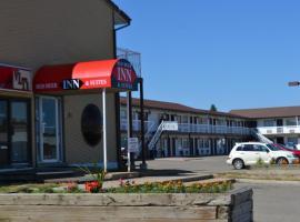 Red Deer Inn & Suites
