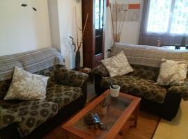 Apartamento confort Arcas, Arcas (Fuentes yakınında)