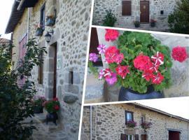 Rouffias Rural Country Cottage, Saint-Auvent (рядом с городом Oradour-sur-Vayres)