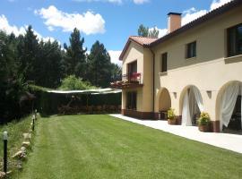Hotel Rural Villarromana, Saldaña (Santa Olaja de la Vega yakınında)