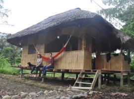Cabaña Sacha Wasi, Tena (Sunimón yakınında)