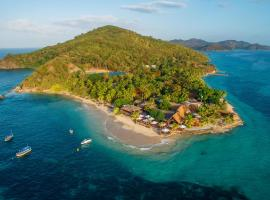Castaway Island, Fiji, Castaway Island (рядом с городом Mana Island)