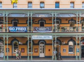 The Federal Boutique Hotel, Fremantle