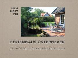 Ruem Hart 8, Osterhever
