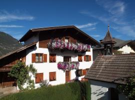 Beilelers Hof, Arzl im Pitztal (Karres yakınında)