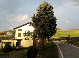 Casa vacanze colline Oltrepo', Torre Gandini (Tassara yakınında)