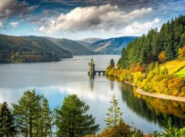 Lake Vyrnwy Hotel & Spa, Лланутин