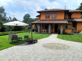 B&B Villa Claudia, Lavena Ponte Tresa (Cunardo yakınında)