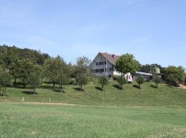 BnB im Waldhof, Schneisingen (Wislikofen yakınında)