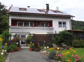 Haus Heidi, Ebensfeld (Schwabthal yakınında)