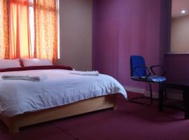 Hotel Taktsang, Tawang (рядом с городом Dirāng)