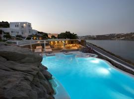 DreamBox Mykonos Suites, Ornos