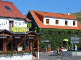 Hôtel L'Escale, Escalles