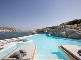 DreamBox Mykonos Suites, Ornos