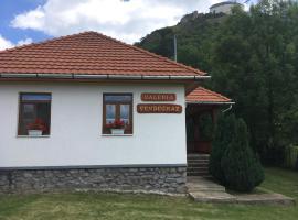 Valéria Vendégház, Füzér