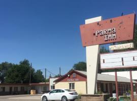 Parma Inn, Parma (in de buurt van Homedale)
