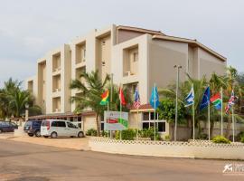 SwissGha Hotels Christian Retreat & Hospitality Centre, Тема (рядом с городом Kwedonu)
