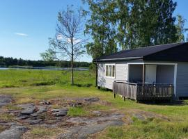 Eckerö Camping & Stugor, Экерё