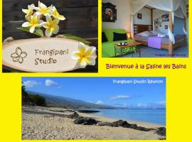 Frangipani Studio Réunion