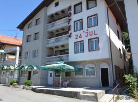 Hotel 24 jul, Pljevlja