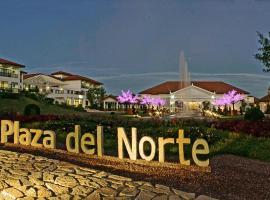 Plaza del Norte Hotel and Convention Center, Laoag