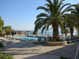 Long Beach Hotel & Resort, Лонгос (рядом с городом Lambírion)