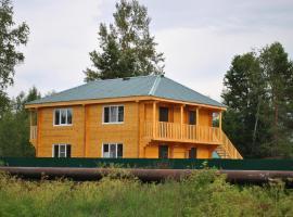 Гостевой дом Нефрит, Байкальск
