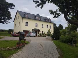 Strasse des Friedens, Hilmersdorf (Drebach yakınında)