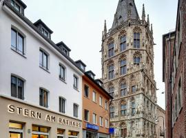 Stern am Rathaus, Cologne
